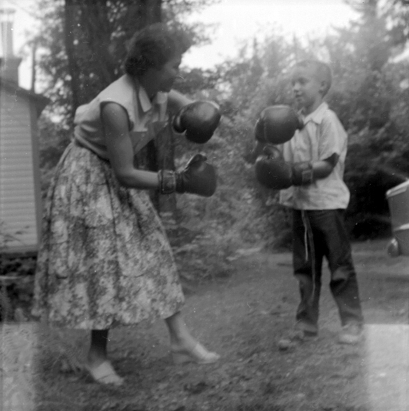 My Mother, the Knockout
