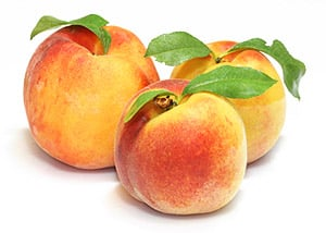 Foody Beauty: Just Peachy