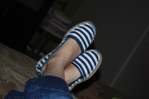 Shoes + Stripes