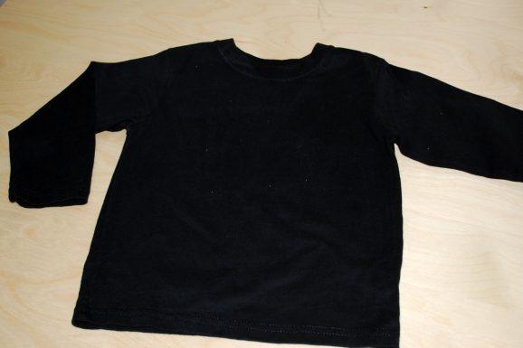 washed shirt