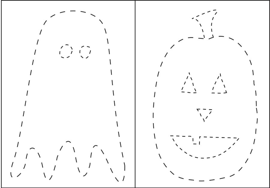 It is an image of Ghost Template Printable regarding paper