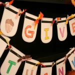 Give Thanks Banner Closeup
