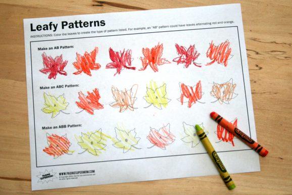 Leafy Patterns