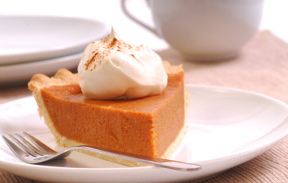 Pumpkin Pie Shortcut