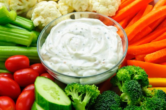 Best Ranch Dip Recipe