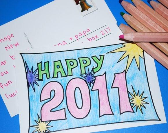 Sending Happy 2011 Smiles