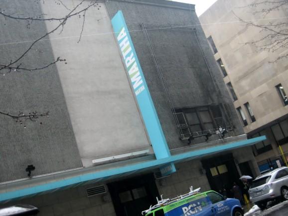 Streetview Martha Stewart Show Studio