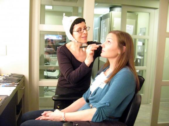 Aimee Turn for Makeup