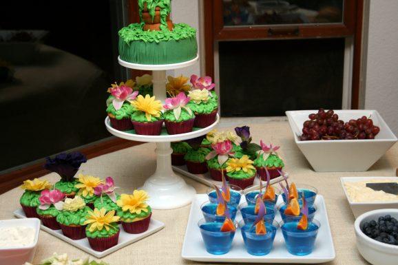 Tangled Birthday Party Treats