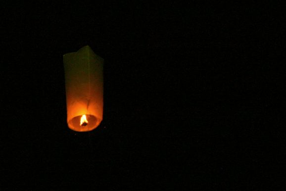 Tangled Floating Sky Lantern