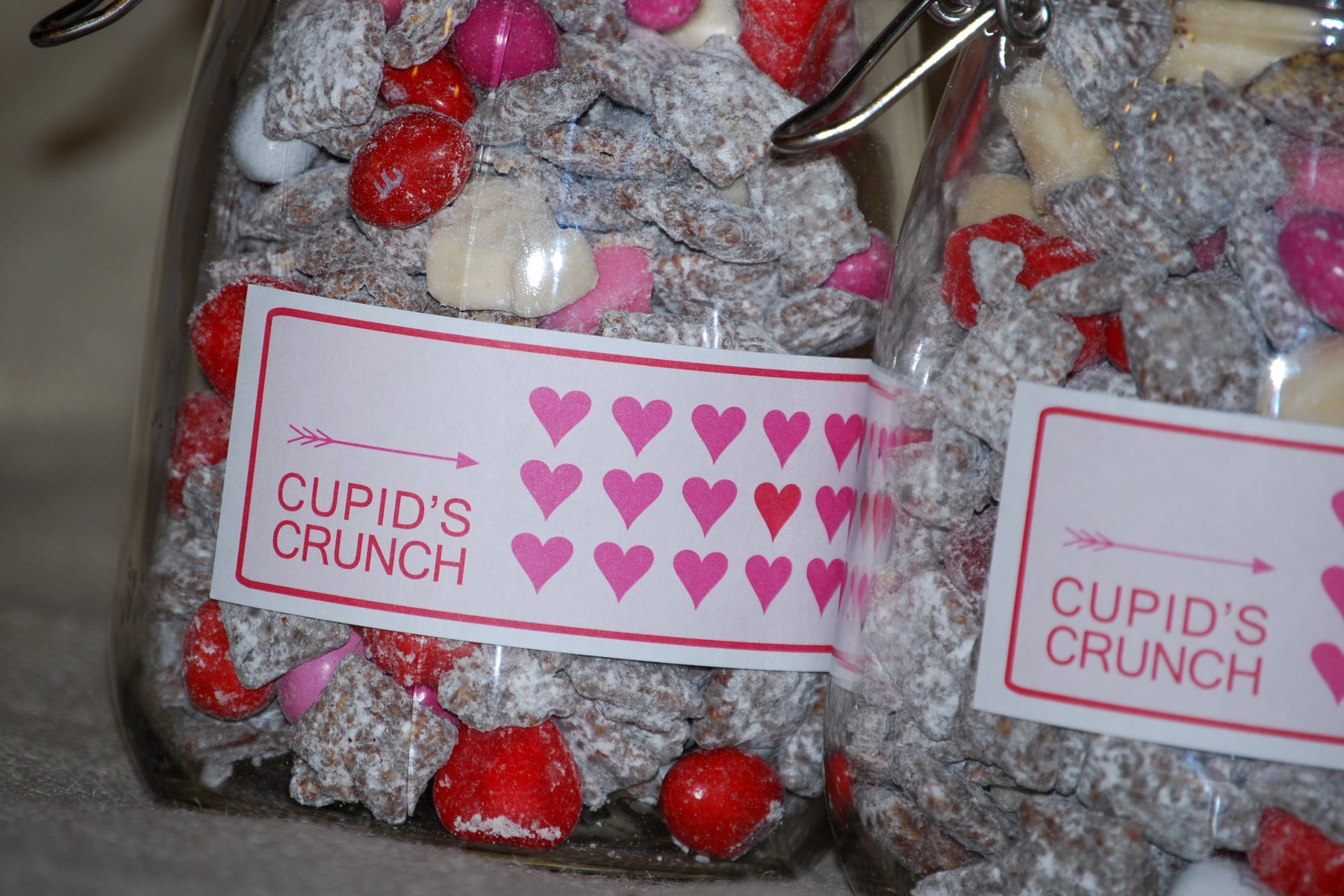Cupid S Crunch Mix Printable Paging Supermom