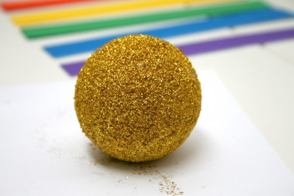 Lucky Leprechauns Golden Ball