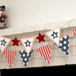 stars and stripes patriotic banner