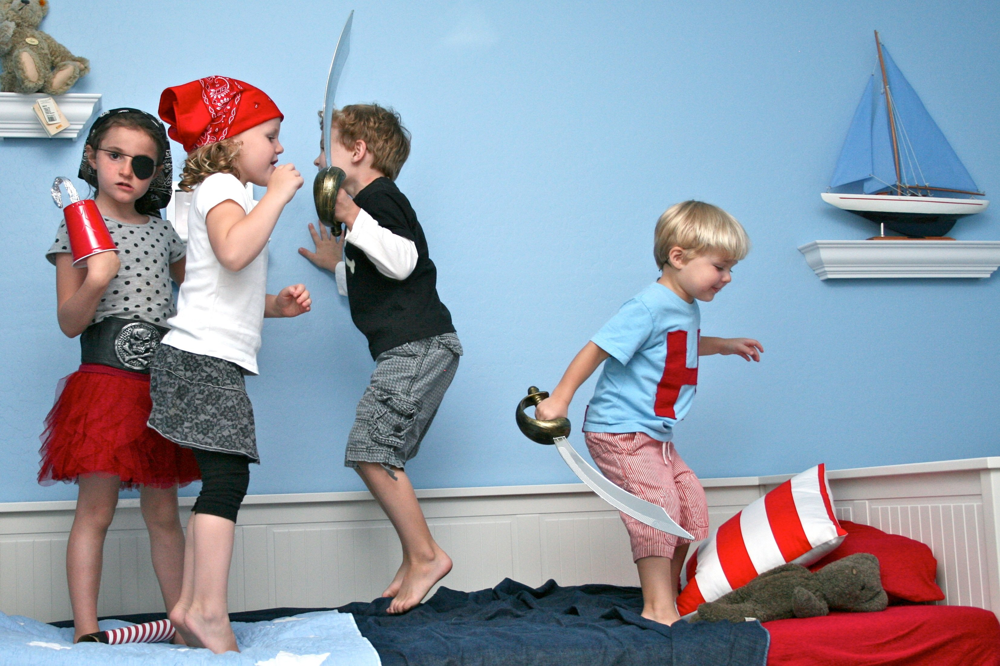 Summer Camp for Kids: Pirate Day, Arrrrr | Make and Takes