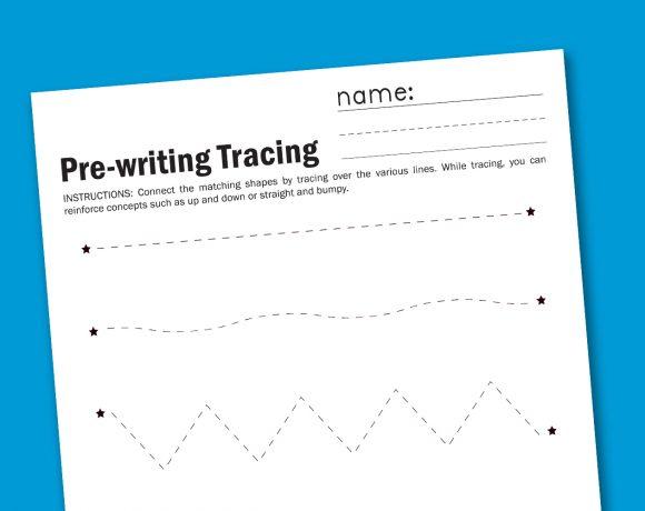 Pre-writing Worksheet