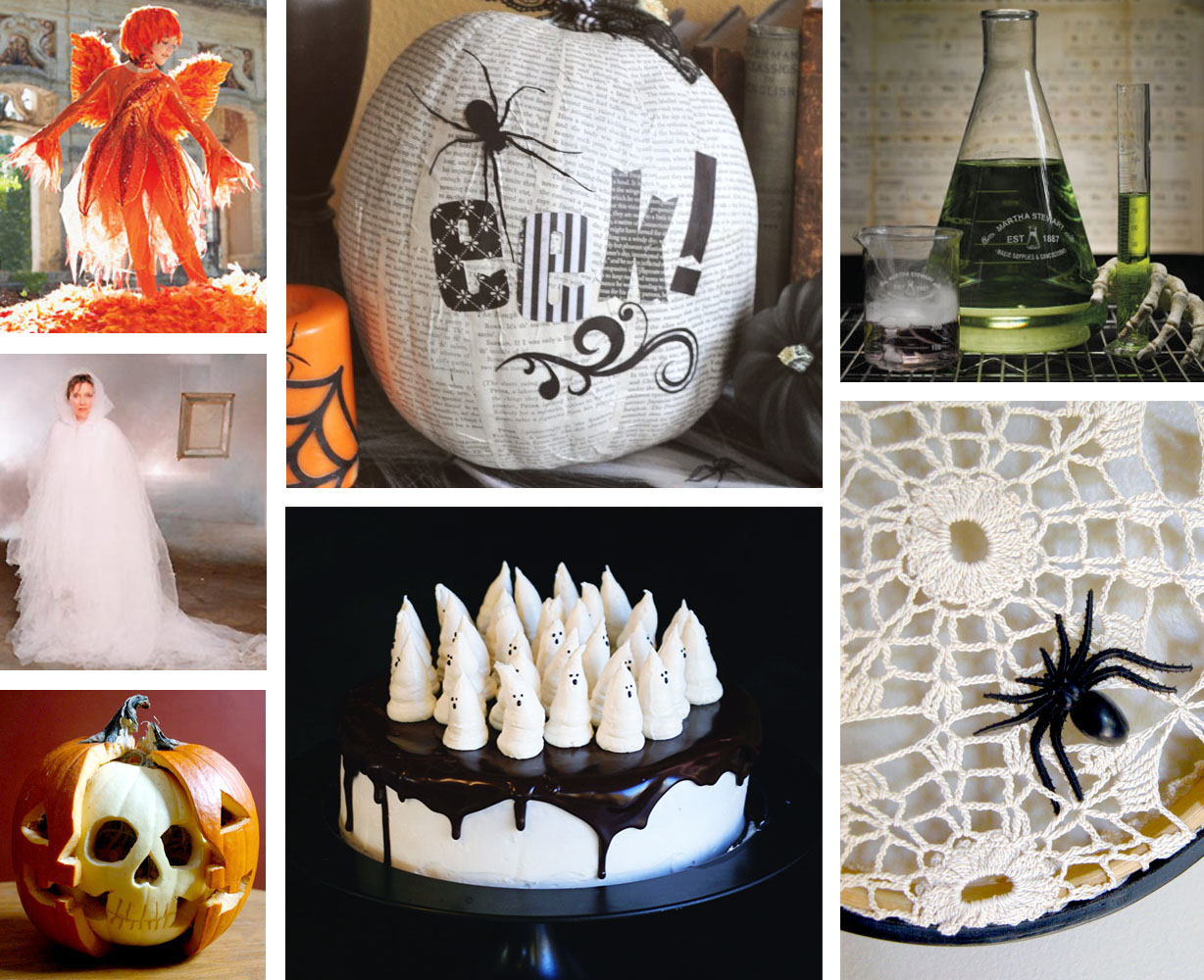 Halloween party decorations pinterest - photo#28
