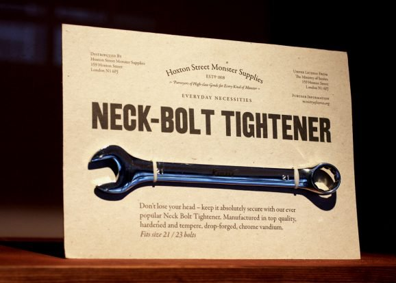 Neck-Bolt-Tightener