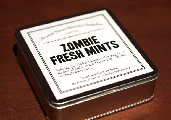 Zombie Fresh Mints