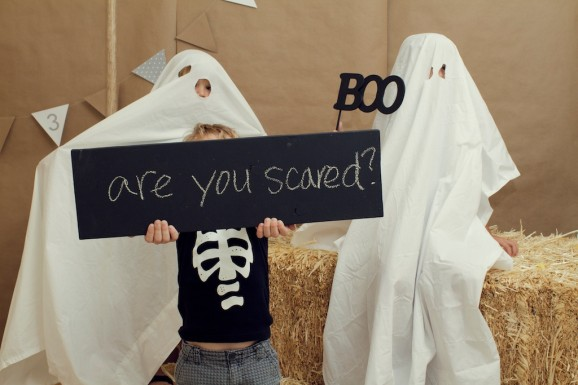 AreYouScaredGhosts