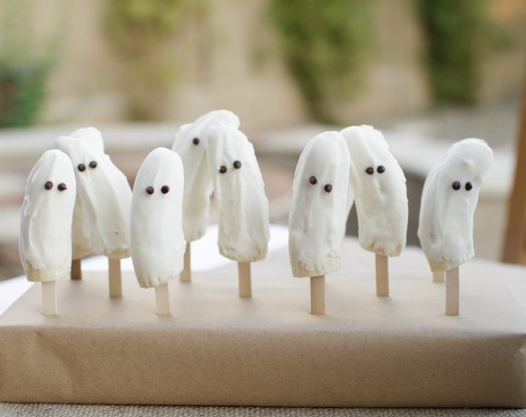 Country Ghost Party Treats + Printables