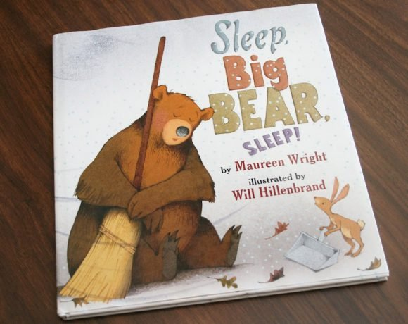 Sleep, Big Bear, Sleep