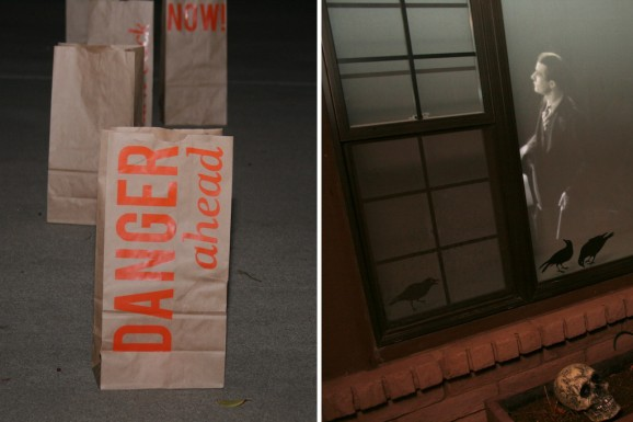 Ideas to Dress up Front Porch for Halloween