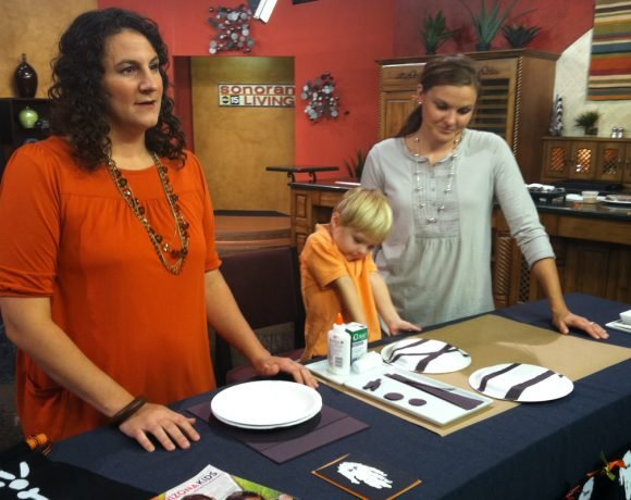 Behind the Scenes at Sonoran Living Live
