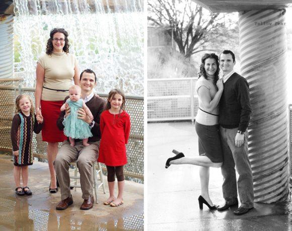 Sneak Peek: 2011 Family Photos