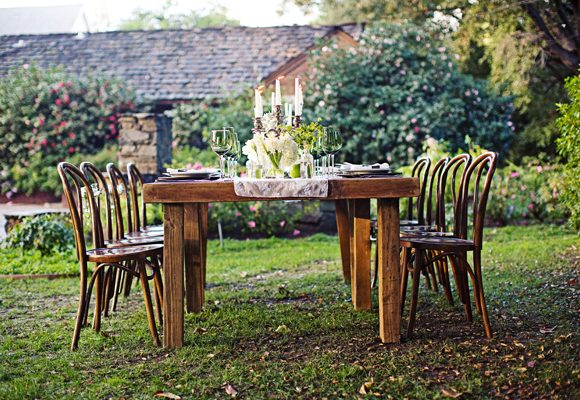 Twilight-Inspired Tablescape