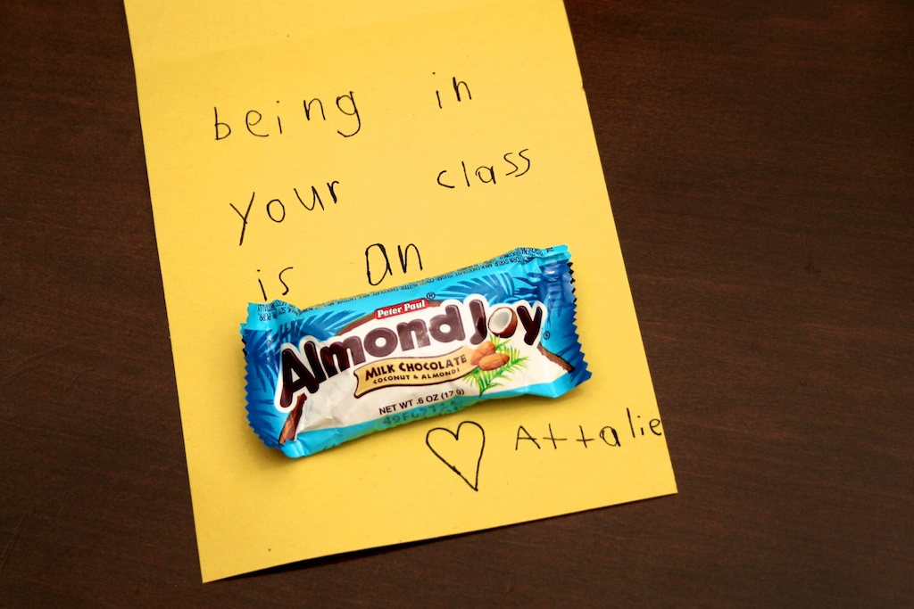 WhatToDoWithCandy Almond Joy