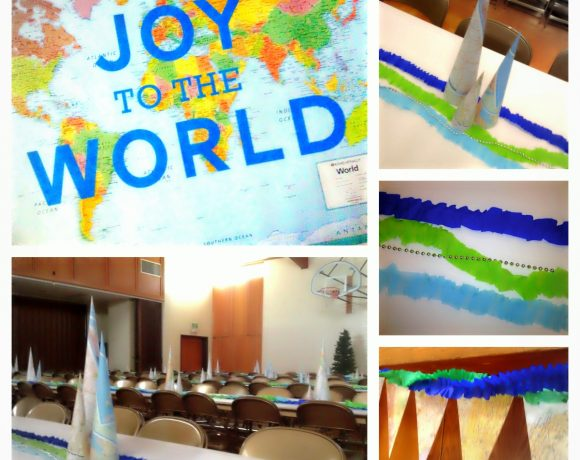Christmas Around the World Party