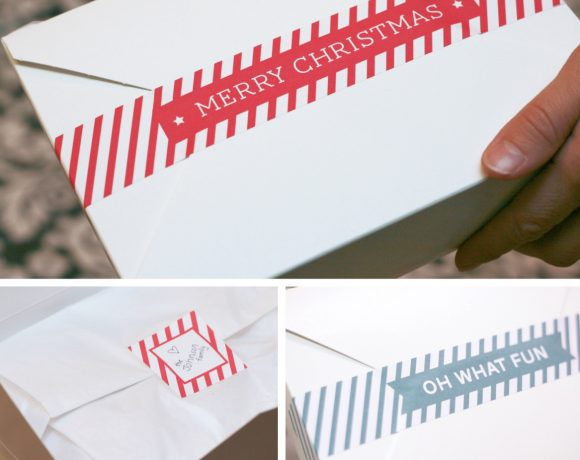 Neighbor Gift Packaging