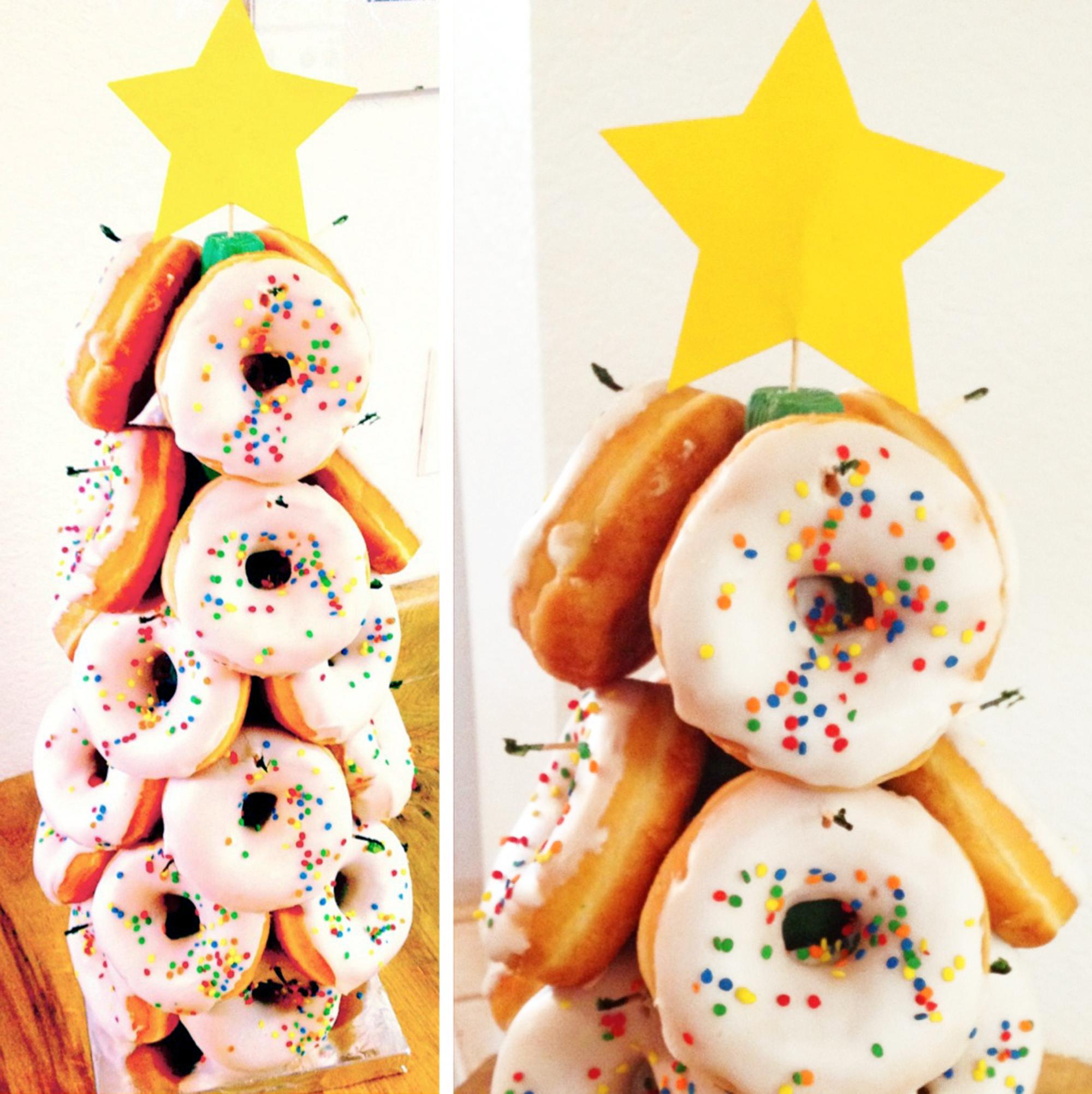 O Donut Tree Paging Supermom