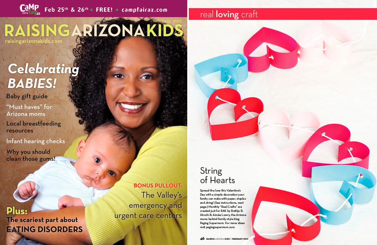 Raising Arizona Kids February 2012