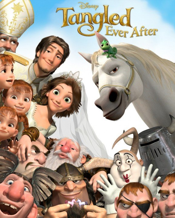 Tangled Ever After Movie Poster