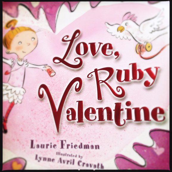 LoveRubyValentineBookCover