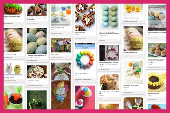Easter Ideas Crafts and Recipes