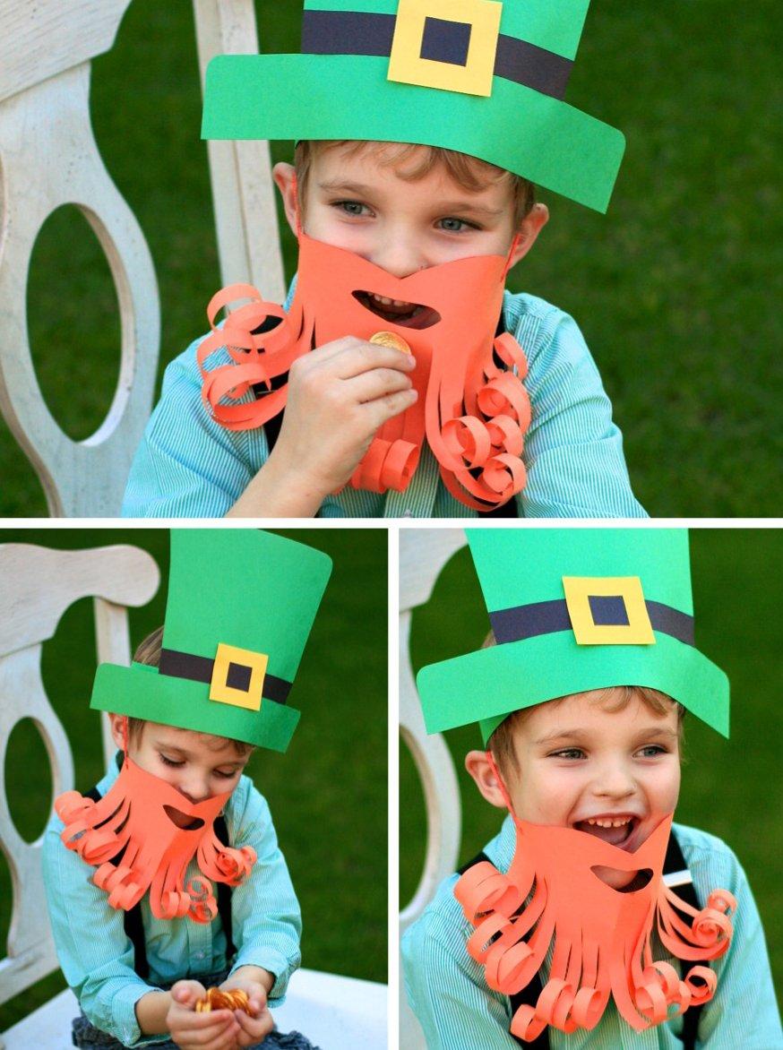 How to Make a Leprechaun Costume