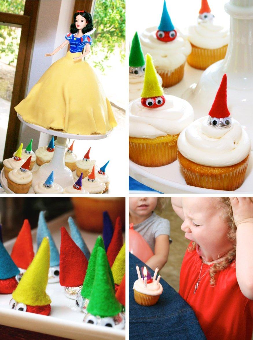 taiwaneasy tw • Snow white and the seven dwarfs cake