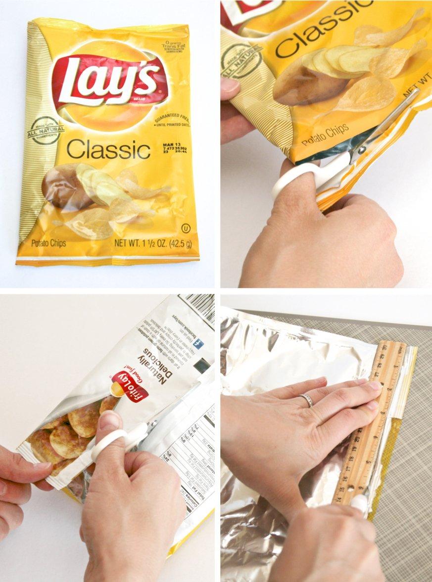 Tissue paper tassel tutorial - Tissue Paper Metallic Party Tassels Tutorial
