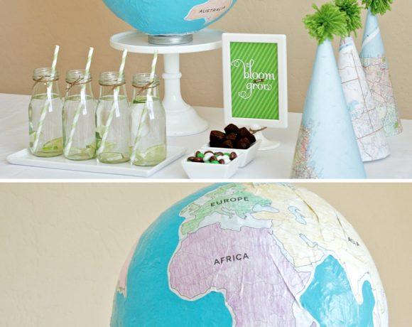 How to Make a Globe