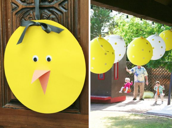 Super Easy DIY Easter Decorations
