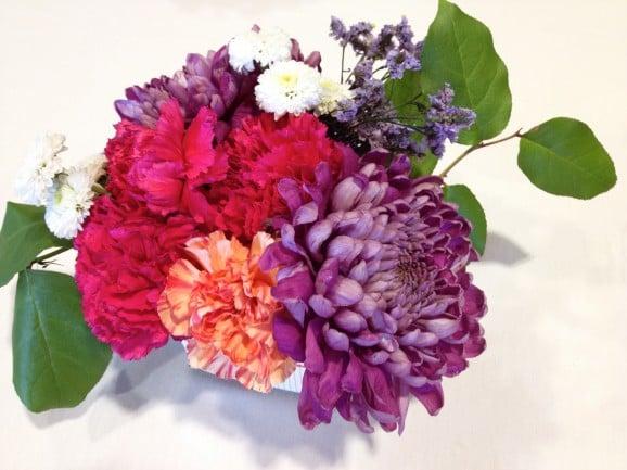 FloralArrangingTutorialClass