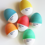 Color Correct Easter Eggs