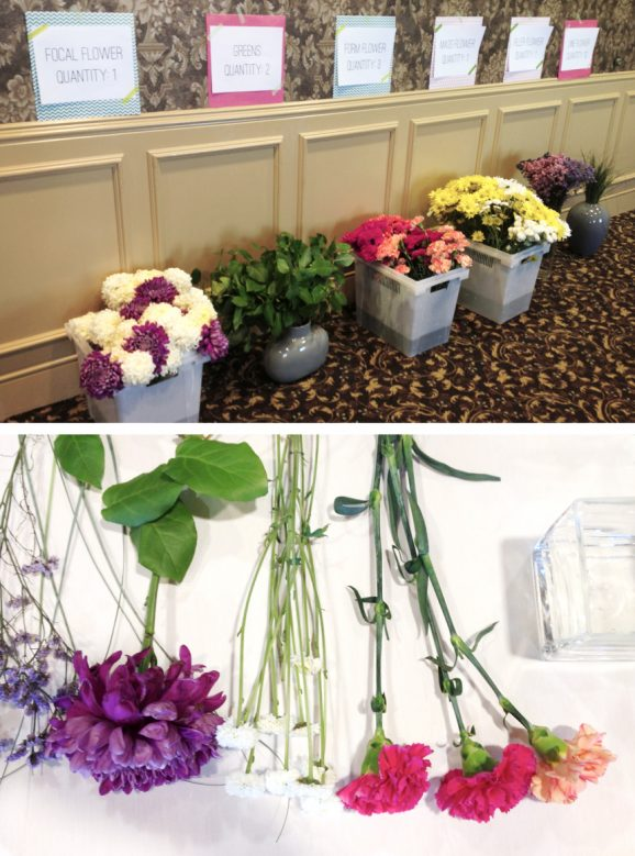 How to Pick Flowers for your Arrangment