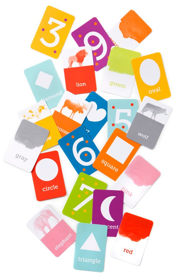 Super Cute Printable Flashcards
