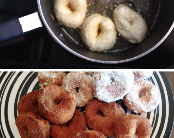 The Easiest Homemade Doughnuts