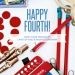 Happy Fourth of July from PagingSupermom.com and Land of Nod!