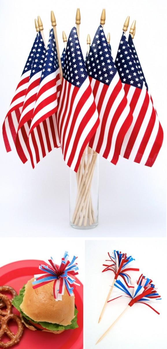 Patriotic Party Decor Ideas