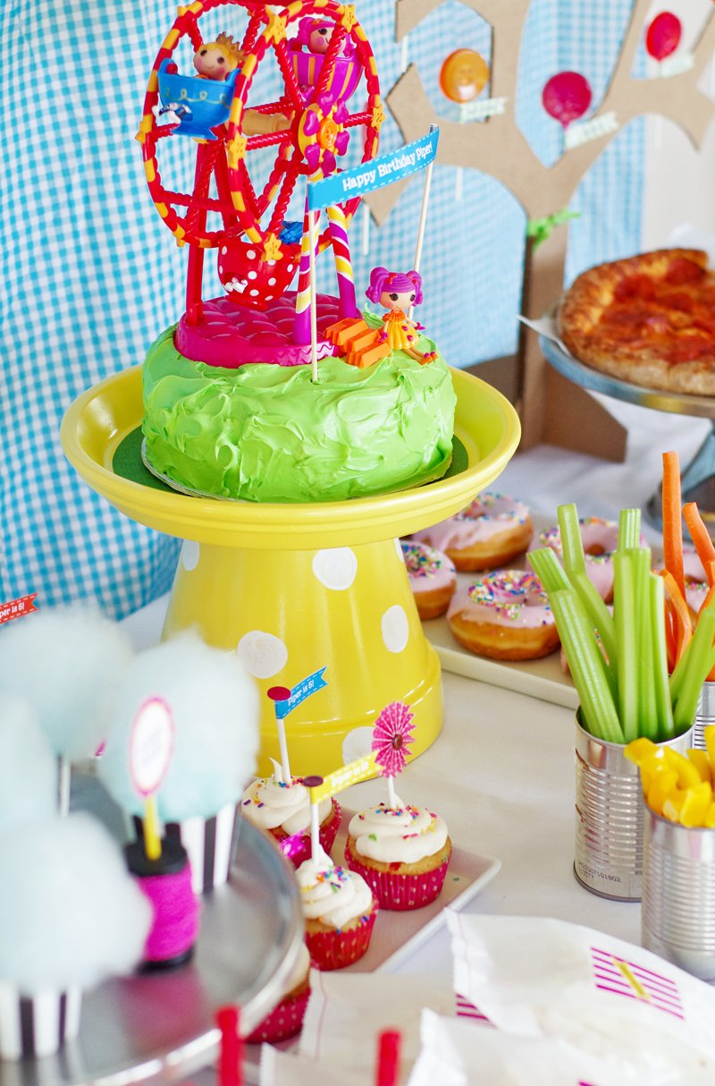 Lalaloopsy Party Ideas #lalaloopsy